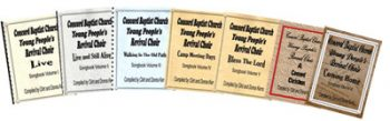 All Youth Choir Songbooks